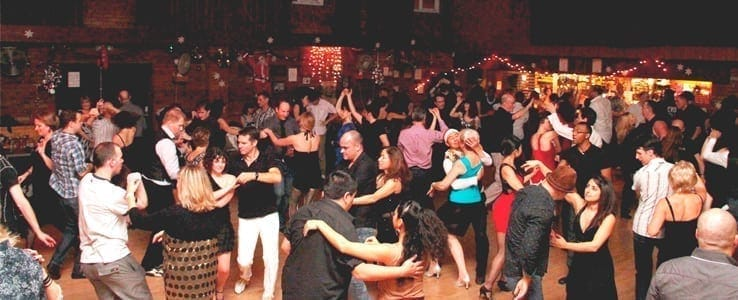 Salsa Social Dancing