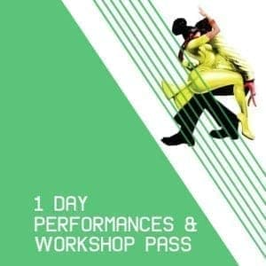1 Day Workshop Pass
