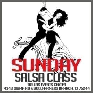 Sunday Salsa Class