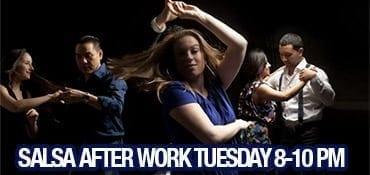 Salsa After Work Tuesday